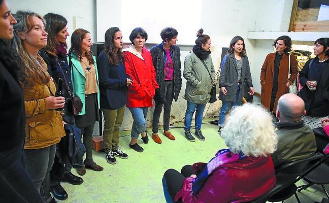 Proyección para reivindicar el papel de las mujeres en la historia del cine vasco