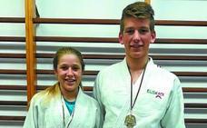 Medalla de oro y pase al Estatal para el judoka urnietarra Amets Karrera