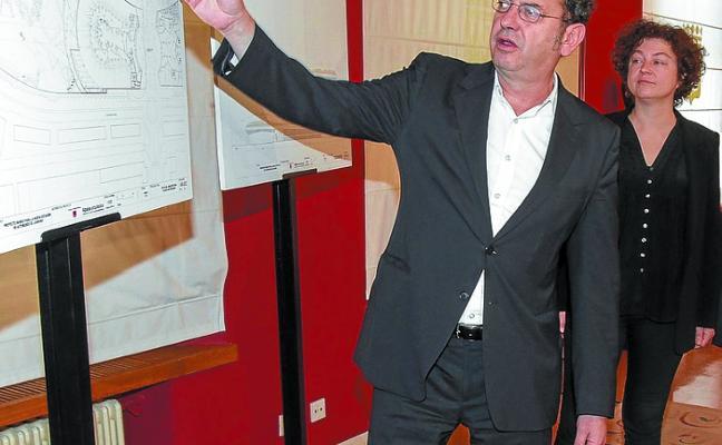 Ábalos y Sentkiewicz serán los arquitectos que diseñen Vía Irun