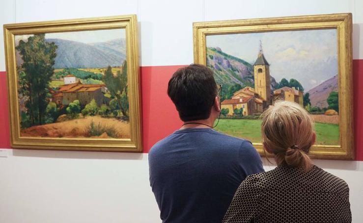 Un museo en el que más de la mitad de sus obras son falsas