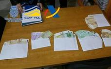 Macrorredada contra el fraude de IVA con 58 detenidos en nueve comunidades, entre ellas Euskadi