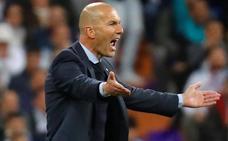 Zidane: «No haremos pasillo al Barça porque ellos no nos lo hicieron»