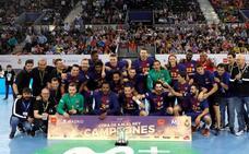 El Barcelona no falla y logra su vigésimo segundo título