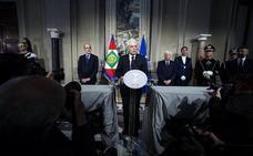 Mattarella propone un Gobierno «neutral» en Italia que dure hasta diciembre