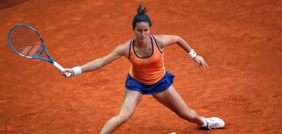 Lara Arruabarrena se despide de Madrid