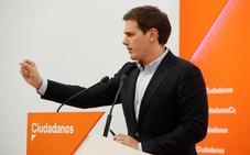 Ciudadanos facilitará la investidura de Ángel Garrido como presidente madrileño