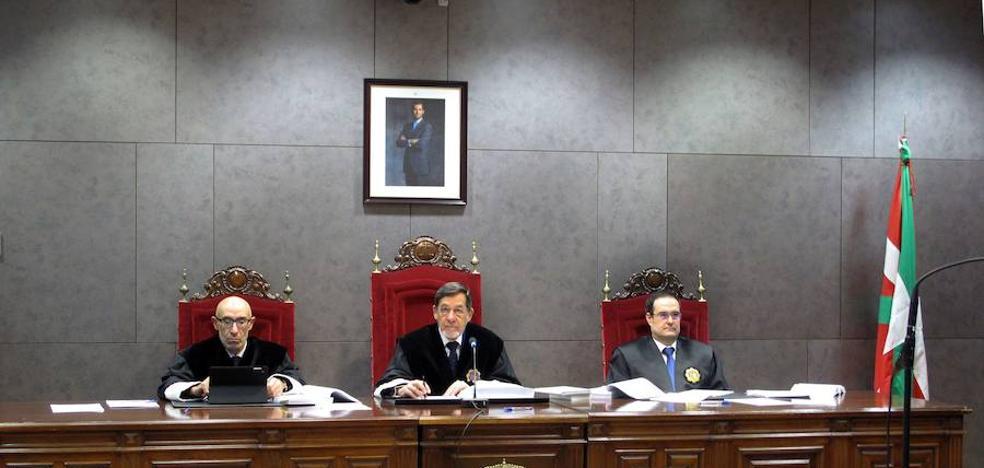 El Tribunal Superior del País Vasco confirma la pena de 19 años para el padre de Julen