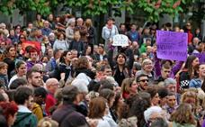 Estudiantes vascos se suman el jueves a la huelga contra la sentencia de 'La Manada'