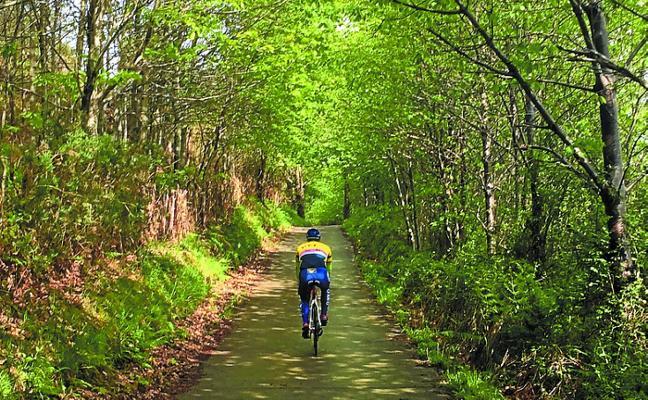 El muro de San Marcial es el nuevo atractivo de una Vuelta al Bidasoa que empieza hoy