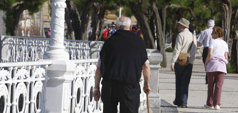 Bajada histórica de la tasa de natalidad en San Sebastián