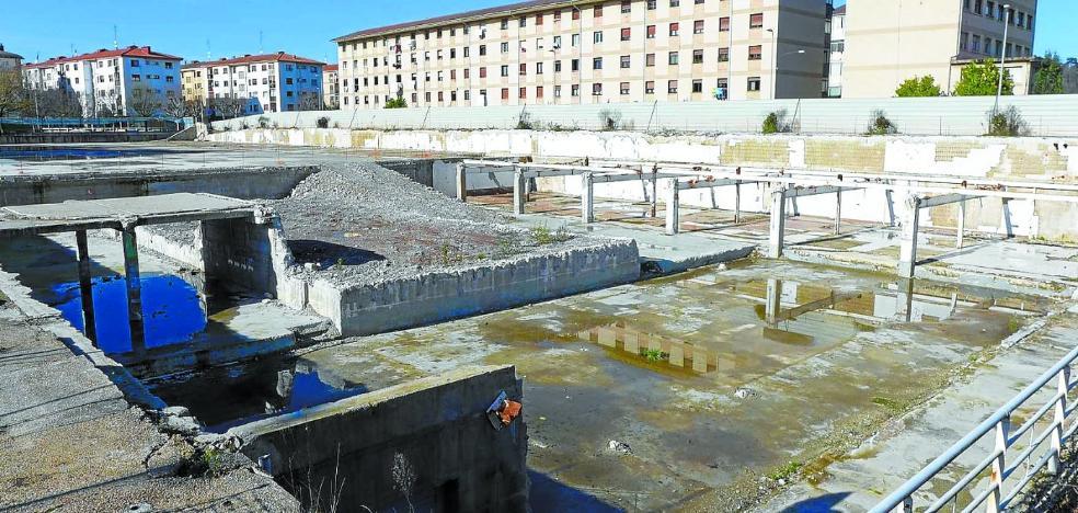 Las obras del polideportivo de Altza se inician en un mes para su apertura al público en 2 años