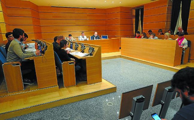 PSE y PNV polemizan sobre el montante del remanente de tesorería municipal