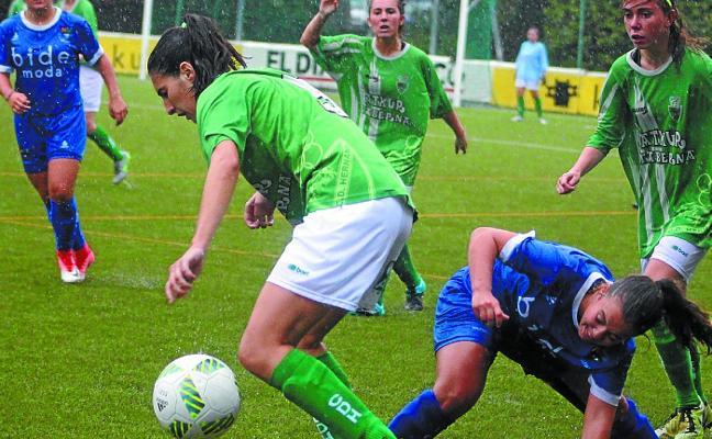 El Hernani mantiene opciones para el play off a falta de tres jornadas