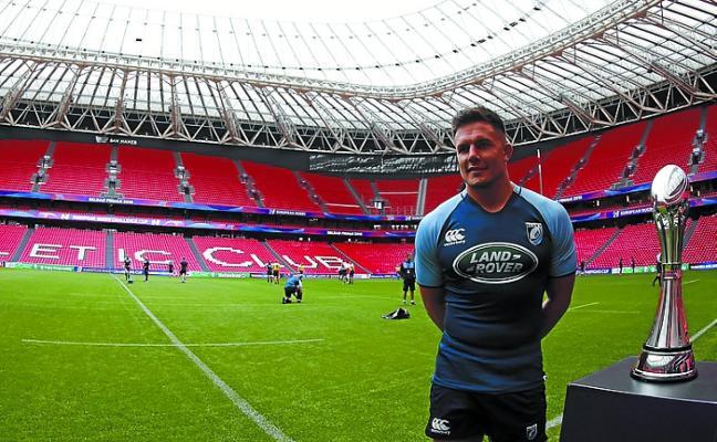 Gloucester-Cardiff, la primera de las dos finales, hoy en Bilbao