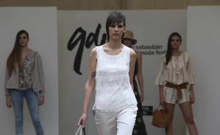 GdM San Sebastián Moda Festival, se traslada a las calles