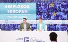 Europara zabaltzeko laguntzak eskainiko dizkie Aldundiak udalei