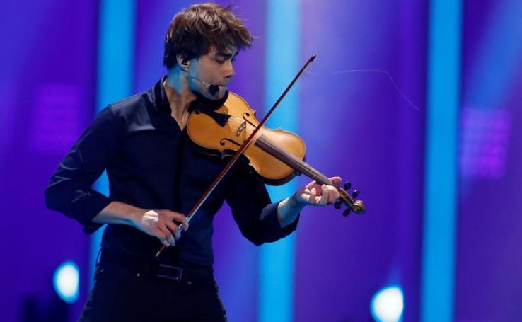 Las mejores imágenes de la gala de Eurovisión 2018