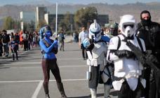 Cosplay y mucho más, en la Comic Con de Santiago de Chile