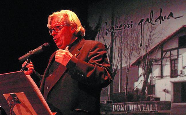 El director de cine Antton Mercero, fallecido el sábado, nos deja un gran legado cultural