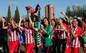 El Atlético de Madrid revalida el título de la Liga Iberdrola
