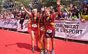 Maite Maiora, oro por equipos en el Mundial Trail Running