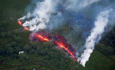 Hawái en alerta por el volcán Kilauea