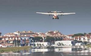 El tráfico de pasajeros creció un 7,9% en abril en el aeropuerto de Hondarribia