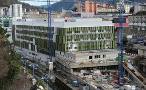 El hospital de Eibar estará abierto este año