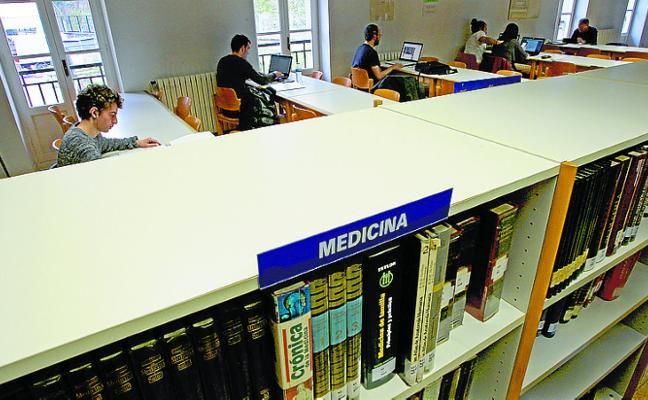 Horario ampliado en la Biblioteca por exámenes