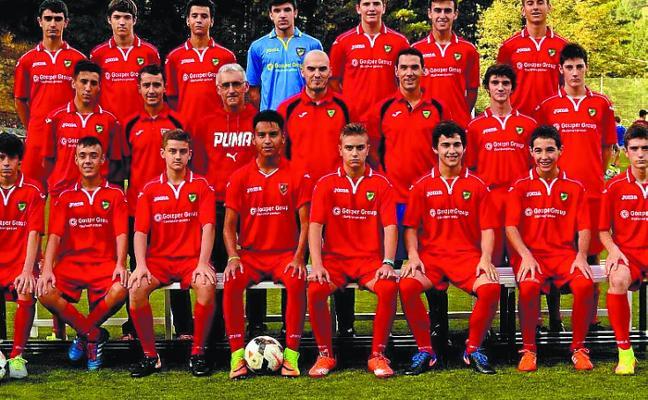 Mailari eusteko promozioa Ostadarren aurka jokatuko du futbol taldeak
