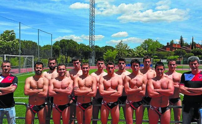 El sénior masculino del Urbat Urkotronik queda quinto en el Estatal de Segunda División