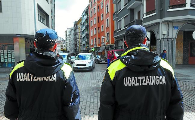La Policía Municipal no percibe una oleada de robos en la ciudad