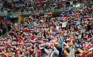 Vitoria acogerá la Final Four la próxima temporada