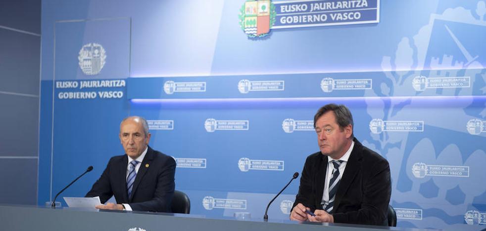 El Gobierno Vasco insta a Rajoy a desoír a Ciudadanos y levantar el 155