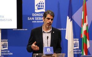 El Ayuntamiento de San Sebastián estudiaría ser acusación particular si las víctimas de Cabezudo lo piden