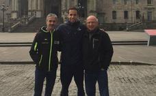 Santi Pérez toma el testigo de Martín Fiz como entrenador de Iván Fernández