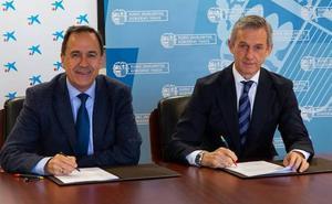 Lankidetza hitzarmena berritu dute 'la Caixa' Gizarte Ekintzak eta Euskadiko Lanbide Heziketak