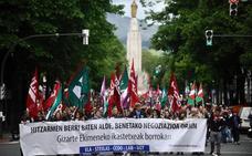 Los sindicatos de centros concertados cifran en un 65% el seguimiento de la huelga