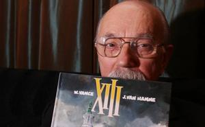 Fallece William Vance, dibujante de la serie de cómics 'XIII'