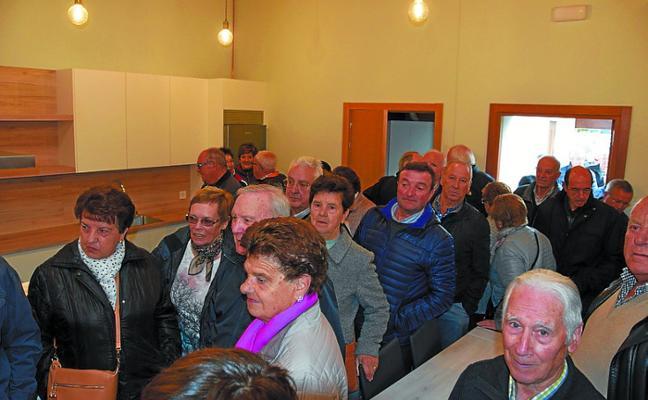 Nuevo centro social en el barrio de Madariaga