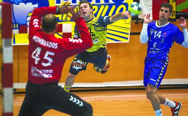 El Bidasoa-Irun supera su marca del curso pasado en la Liga Asobal