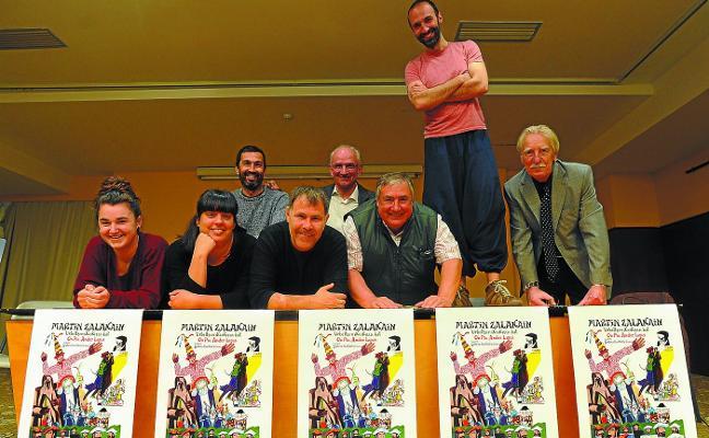 'Martin Zalakain' marca diferencias
