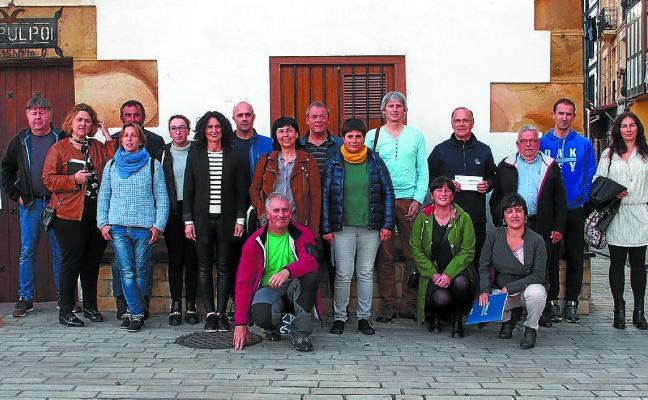 Zumaia apuesta por el turismo sostenible de calidad