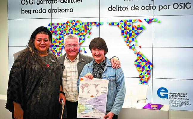 Euskadi es la tercera comunidad con más delitos de odio contra la LGTBI