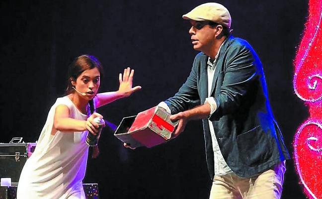 Ibai-Arte llenará las calles de magia