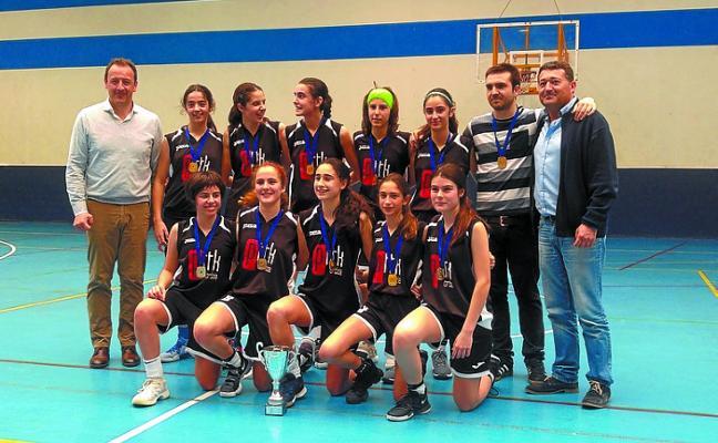 El infantil femenino de basket disputará el campeonato autonómico