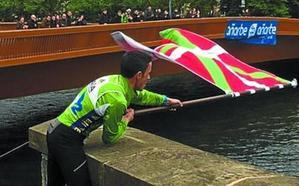 Go fit Hondarribia sigue coleccionando banderas