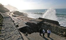 Gipuzkoa se hace resiliente ante los fenómenos naturales provocados por el cambio climático