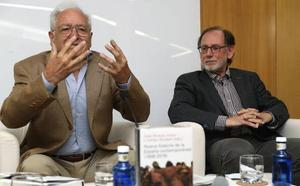 Álvarez Junco: «Los nacionalismos se identifican con los mitos»