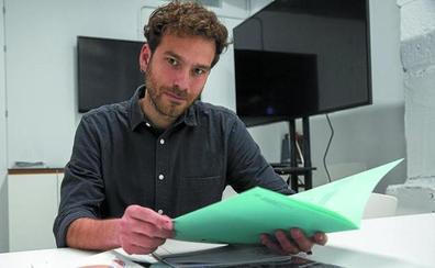 Pablo La Parra (Coordinador del proyecto de archivo del certamen donostiarra): «Queremos atraer fondos de colecciones particulares para el archivo del Zinemaldia»